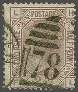 Lot 1500 - europe Great Britain -  Corinphila Auction AG Auction Series 257-264 in Zurich Day 1