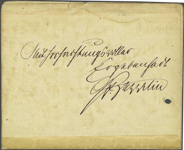 Lot 641 - zeppelin Zeppelin & Airmail -  Corinphila Auction AG Auction Series 257-264 in Zurich Day 3
