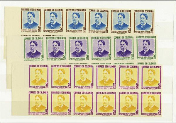 Lot 21 - Overseas Colombia -  Corinphila Auction AG Auction Series 257-264 in Zurich Day 2