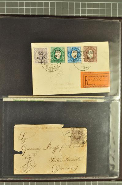 Lot 1246 - europe portuguese colonies -  Corinphila Auction AG Auction Series 257-264 in Zurich Day 4