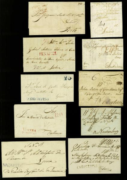 Lot 1244 - europe Portugal -  Corinphila Auction AG Auction Series 257-264 in Zurich Day 4