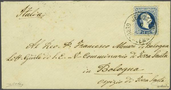 Lot 1207 - europe austrian levant -  Corinphila Auction AG Auction Series 257-264 in Zurich Day 3