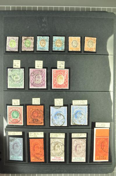 Lot 1647 - europe brit. colonies lots/accumulations -  Corinphila Auction AG Auction Series 257-264 in Zurich Day 1