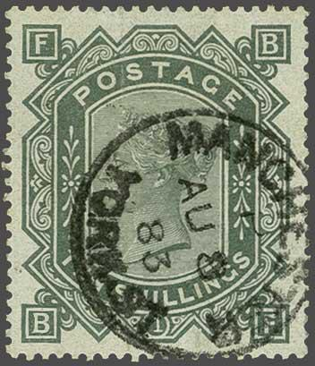 Lot 1497 - europe Great Britain -  Corinphila Auction AG Auction Series 257-264 in Zurich Day 1