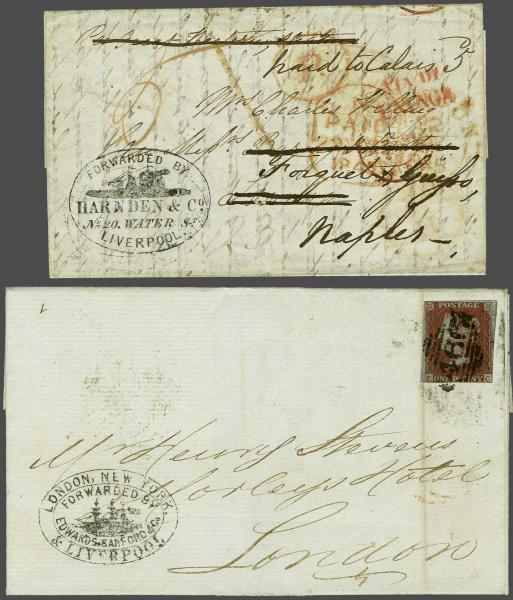 Lot 1 - Overseas usa -  Corinphila Auction AG Auction Series 257-264 in Zurich Day 2