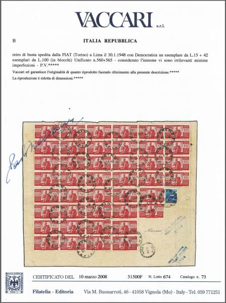Lot 6579 - europa italien -  Corinphila Auction AG Auction 265th - 273rd - Day 4