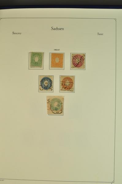 Lot 993 - deutschland div. altdeutschland sammlungen/posten -  Corinphila Auction AG Auction 265th - 273rd - Day 5