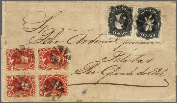 Lot 5059 - übersee brasilien -  Corinphila Auction AG Auction 265th - 273rd - Day 1