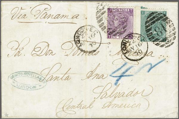 Lot 318 - europa grossbritannien -  Corinphila Auction AG Auction 265th - 273rd - Day 3