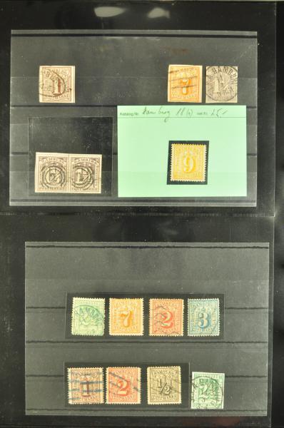 Lot 994 - deutschland div. altdeutschland sammlungen/posten -  Corinphila Auction AG Auction 265th - 273rd - Day 5