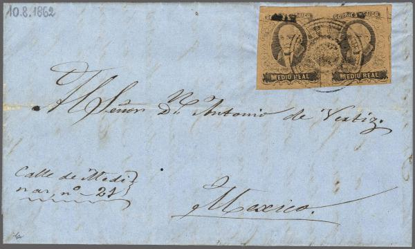 Lot 6682 - übersee mexiko -  Corinphila Auction AG Auction 265th - 273rd - Day 4