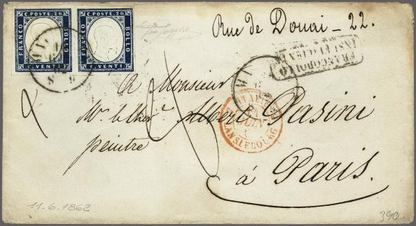 Lot 6346 - europa italien -  Corinphila Auction AG Auction 265th - 273rd - Day 4