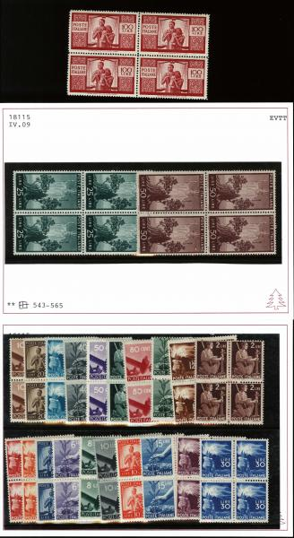 Lot 6577 - europa italien -  Corinphila Auction AG Auction 265th - 273rd - Day 4