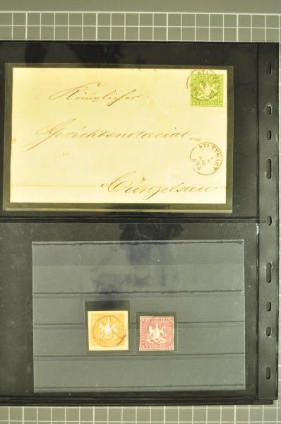 Lot 987 - deutschland Wurttemberg -  Corinphila Auction AG Auction 265th - 273rd - Day 5