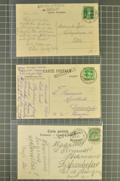 Lot 9154 - schweiz schweiz -  Corinphila Auction AG Auction 265th - 273rd - Day 5