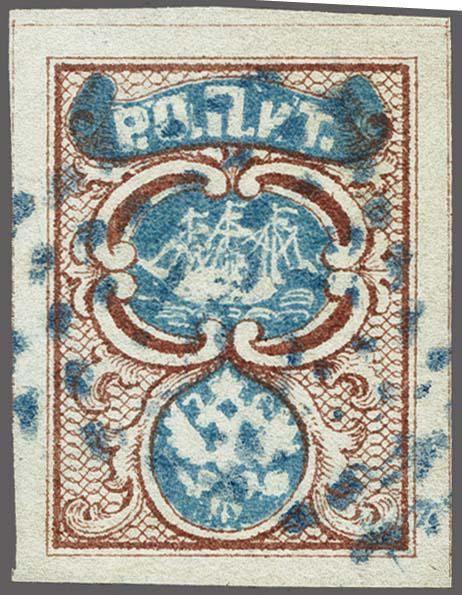 Lot 1570 - europa russland post in levante -  Corinphila Auction AG Auction 265th - 273rd - Day 5