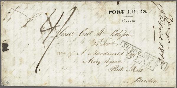 Lot 4371 - britische kolonien Mauritius -  Corinphila Auction AG Auction 265th - 273rd - Day 3