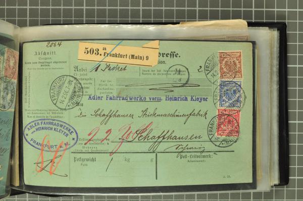 Lot 1001 - deutschland dt. reich -  Corinphila Auction AG Auction 265th - 273rd - Day 5