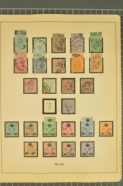 Lot 986 - deutschland Wurttemberg -  Corinphila Auction AG Auction 265th - 273rd - Day 5