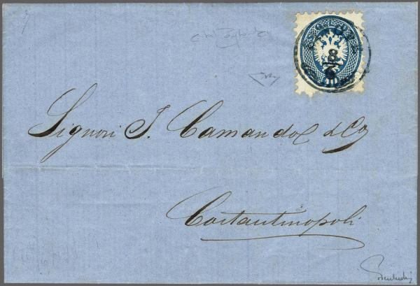 Lot 6068 - europa österreich. levante -  Corinphila Auction AG Auction 265th - 273rd - Day 4