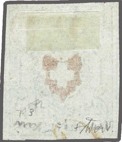 Lot 8019 - schweiz Bundesmarken -  Corinphila Auction AG Auction 265th - 273rd - Day 6