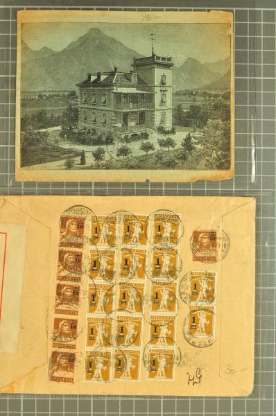 Lot 9155 - schweiz schweiz -  Corinphila Auction AG Auction 265th - 273rd - Day 5