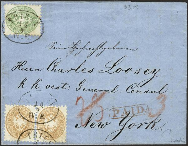 Lot 7064 - europa österreich -  Corinphila Auction AG Auction 265th - 273rd - Day 4