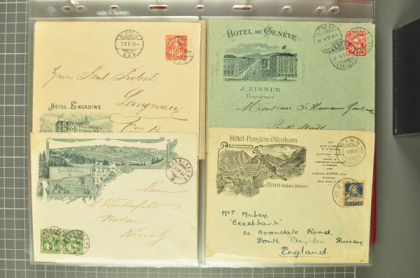 Lot 556 - weltweit sammlungen/posten weltweit -  Corinphila Auction AG Auction 265th - 273rd - Day 3