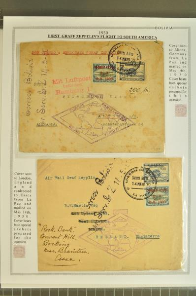Lot 48 - übersee bolivien -  Corinphila Auction AG Auction 265th - 273rd - Day 1
