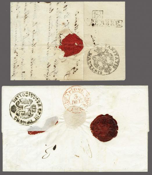 Lot 1446 - europa österreich. levante -  Corinphila Auction AG Auction 265th - 273rd - Day 5