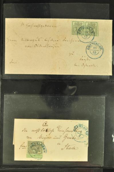 Lot 992 - deutschland div. altdeutschland sammlungen/posten -  Corinphila Auction AG Auction 265th - 273rd - Day 5