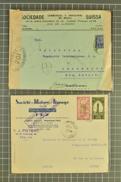 Lot 553 - weltweit sammlungen/posten weltweit -  Corinphila Auction AG Auction 265th - 273rd - Day 3