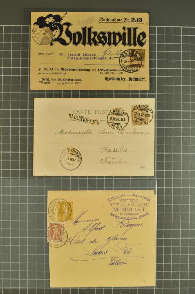 Lot 9156 - schweiz schweiz -  Corinphila Auction AG Auction 265th - 273rd - Day 5