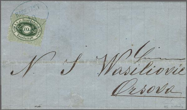 Lot 6062 - europa ddsg -  Corinphila Auction AG Auction 265th - 273rd - Day 4