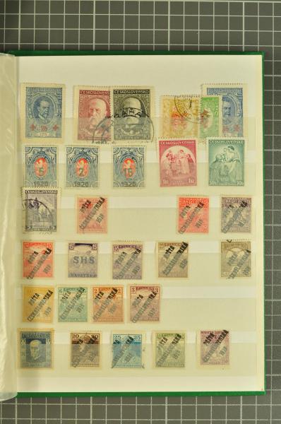 Lot 905 - europa tschechoslowakei -  Corinphila Auction AG Auction 265th - 273rd - Day 5