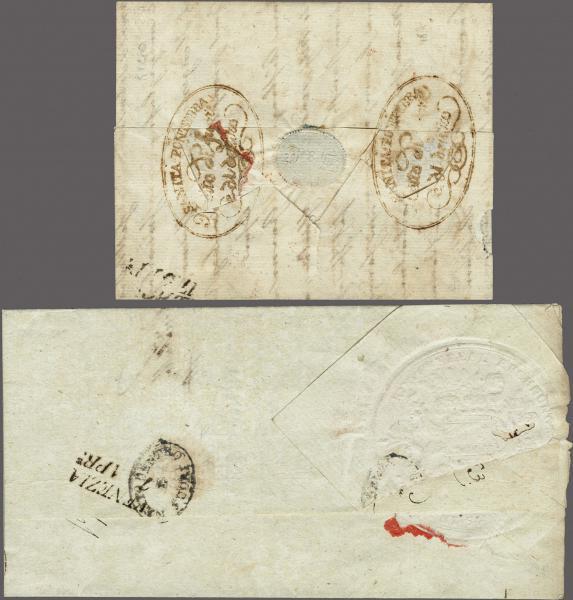 Lot 1265 - europa lombardo-veneto -  Corinphila Auction AG Auction 265th - 273rd - Day 5
