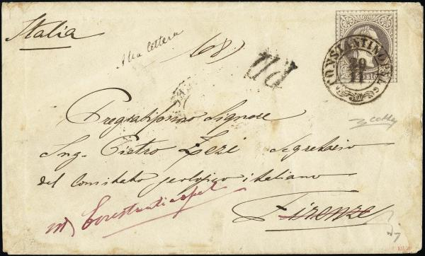 Lot 7071 - europa österreich. levante -  Corinphila Auction AG Auction 265th - 273rd - Day 4