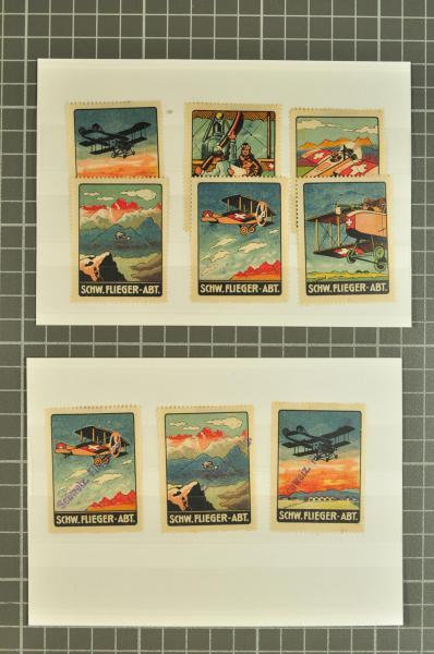 Lot 8935 - schweiz soldatenmarken -  Corinphila Auction AG Auction 265th - 273rd - Day 5