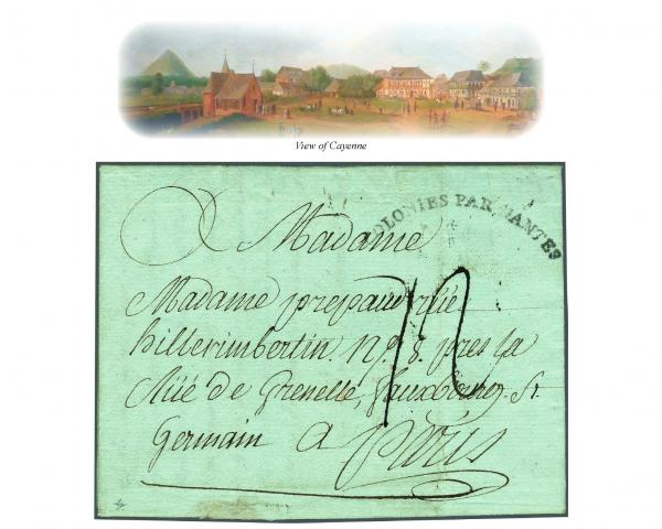 Lot 5269 - französische kolonien Franz. Guyana -  Corinphila Auction AG Auction 265th - 273rd - Day 1