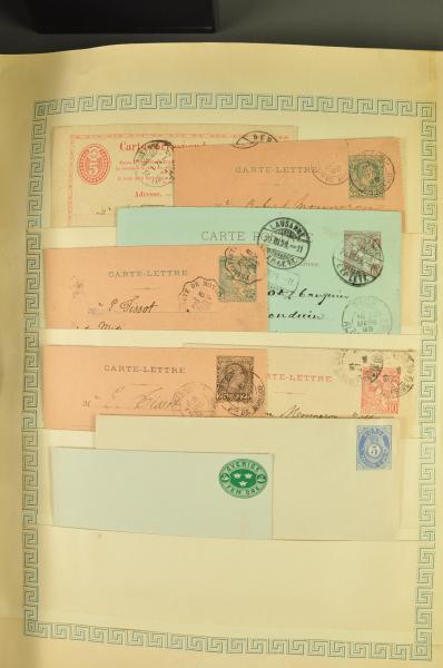 Lot 552 - weltweit sammlungen/posten weltweit -  Corinphila Auction AG Auction 265th - 273rd - Day 3