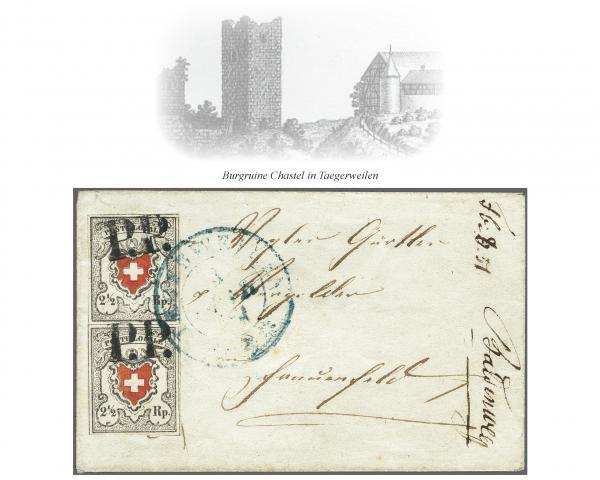 Lot 8020 - schweiz Bundesmarken -  Corinphila Auction AG Auction 265th - 273rd - Day 6
