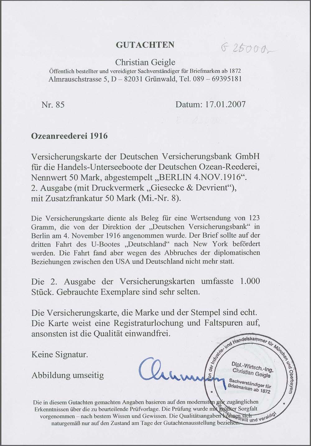 Losnr 2496 196 201 Auktion Corinphila Auktionen Briefmarken
