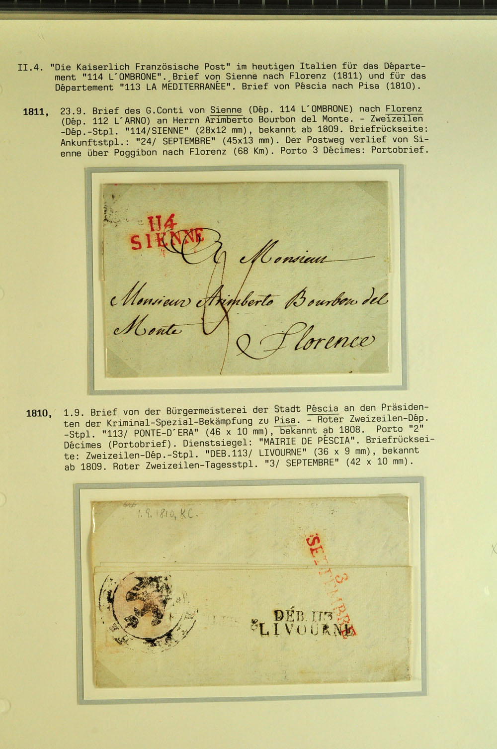 Corinphila Auktionen Briefmarken