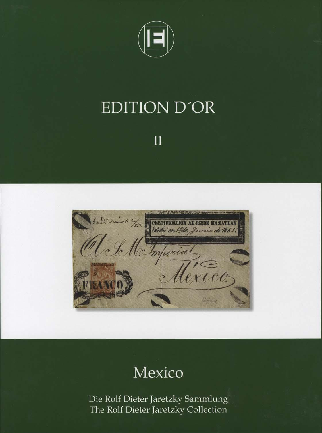Vol. 2: Mexico • The Rolf Dieter Jaretzky Collection