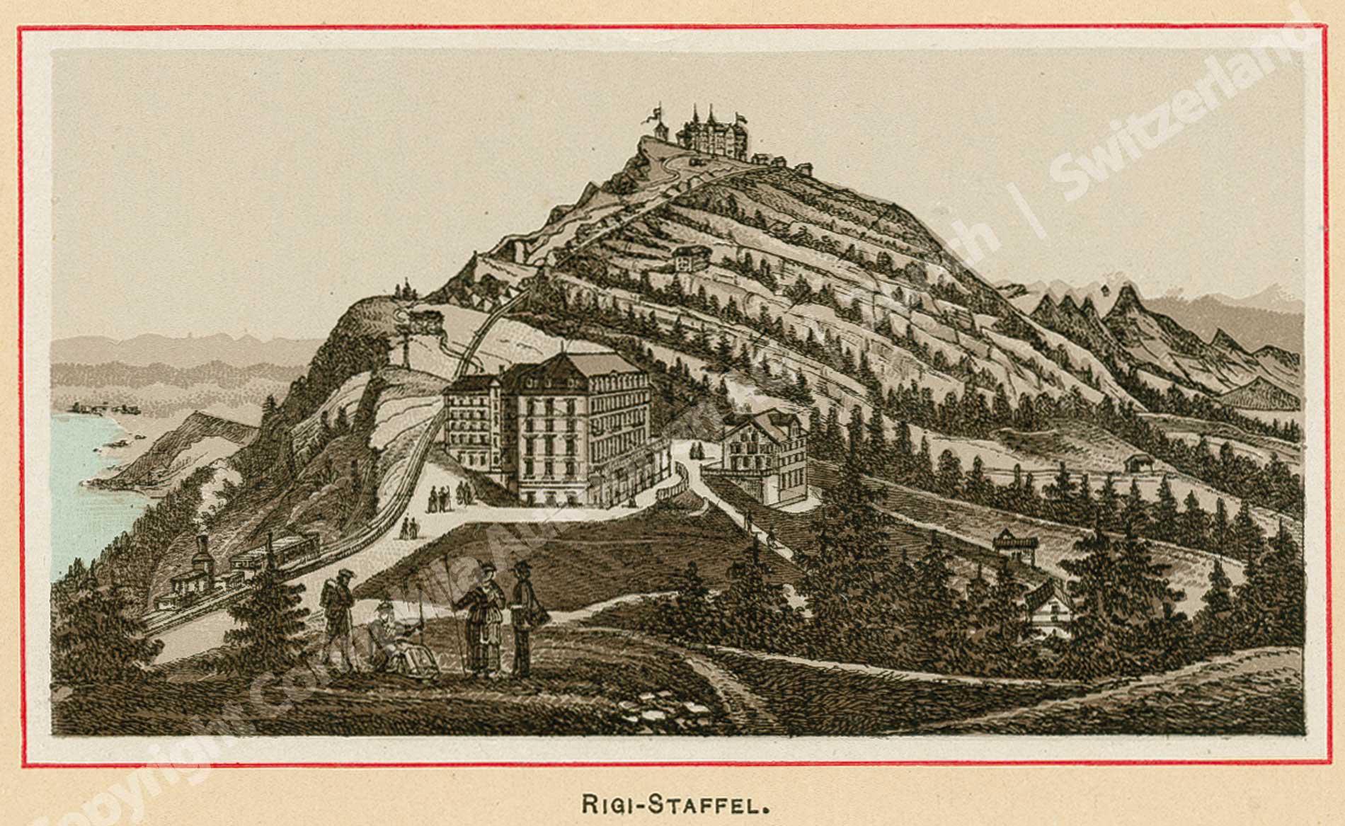 Rigi Staffel