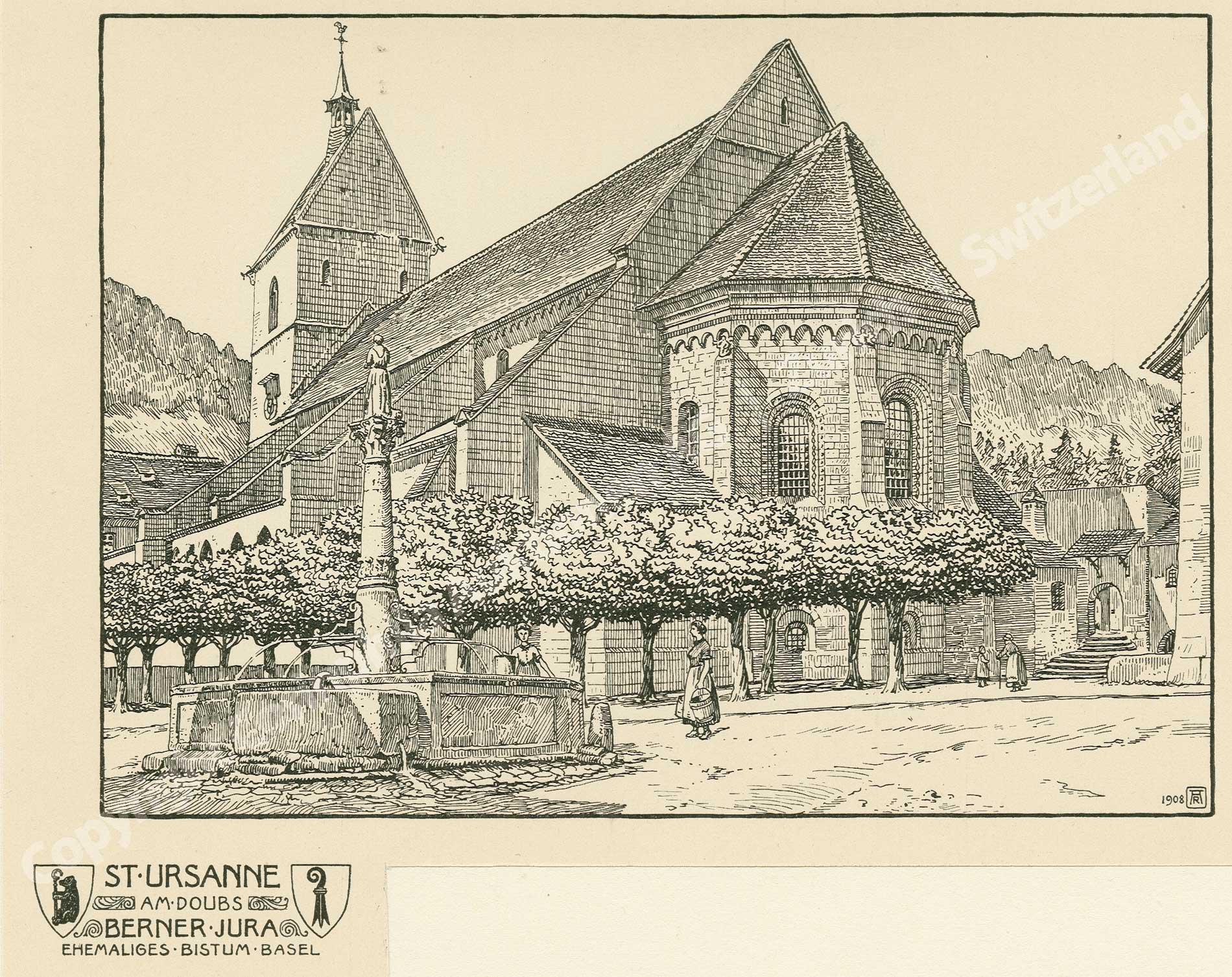 St. Ursanne