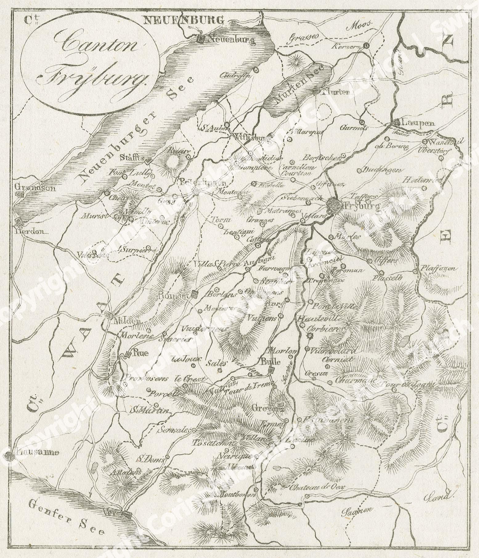 Kanton Fribourg