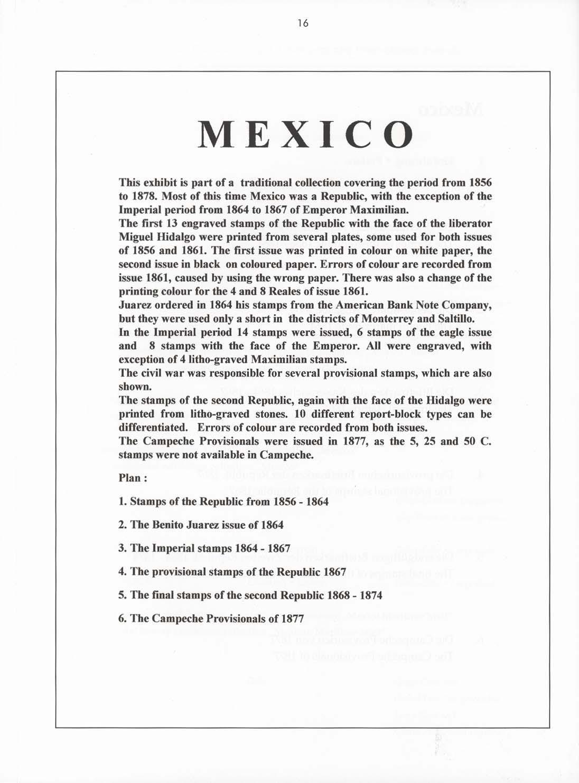 Band 2: Mexiko • Die Rolf Dieter Jaretzky Sammlung