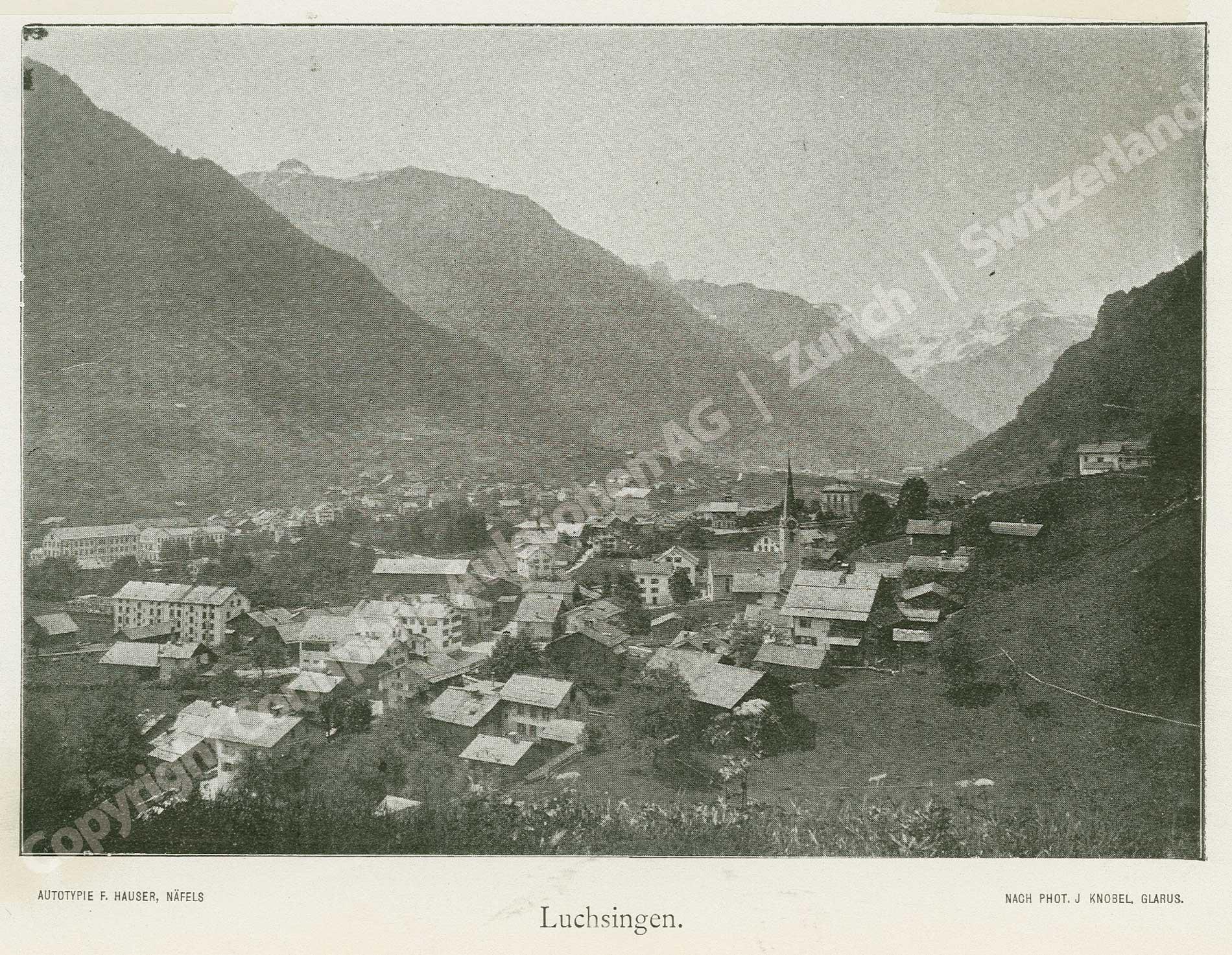 Luchsingen
