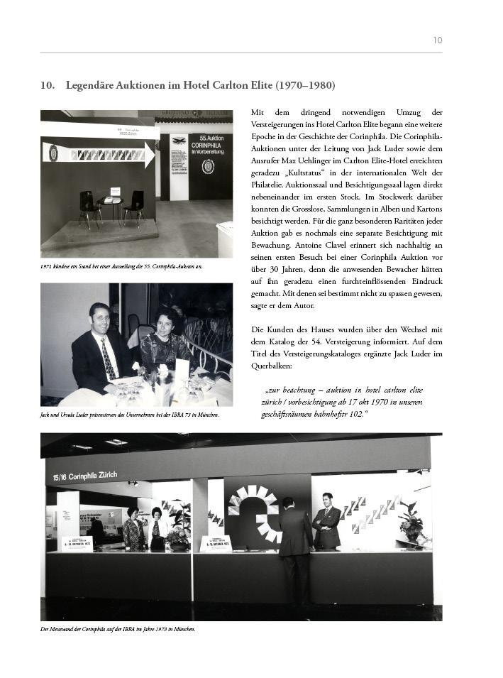 EDITION SPÉCIALE • Altschweiz Band II • Abstempelungen 1850-1854 • Die Sammlung Jack Luder